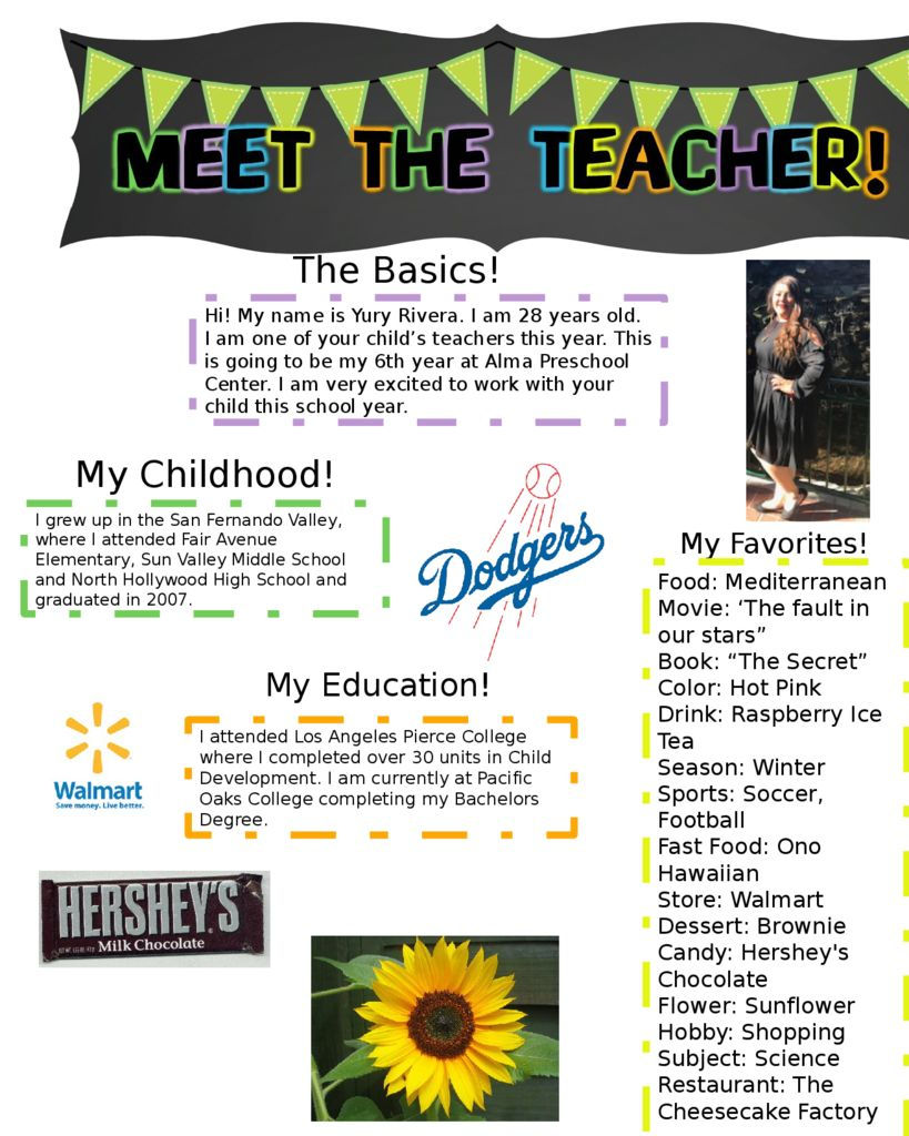 thumbnail of meet the teacher yury