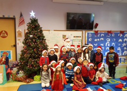 Alma Preschool playing